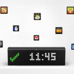 なんとも素敵なスマートクロックLaMetric Timeを衝動買いした